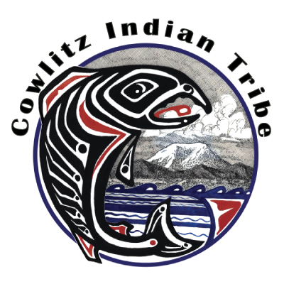 Cowlitz Indian Tribe Official Logo