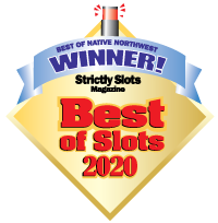 Strictly Slots Best of Slots 2020 logo
